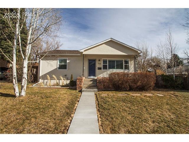 705 N 31st Street Colorado Springs, CO 80904