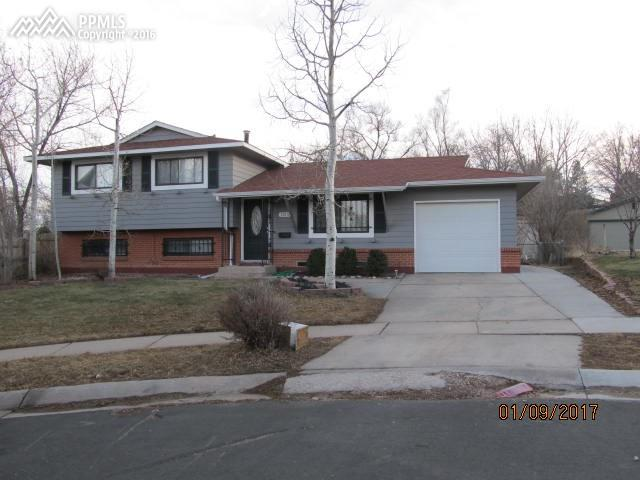 1315  Royale Drive Colorado Springs, CO 80910