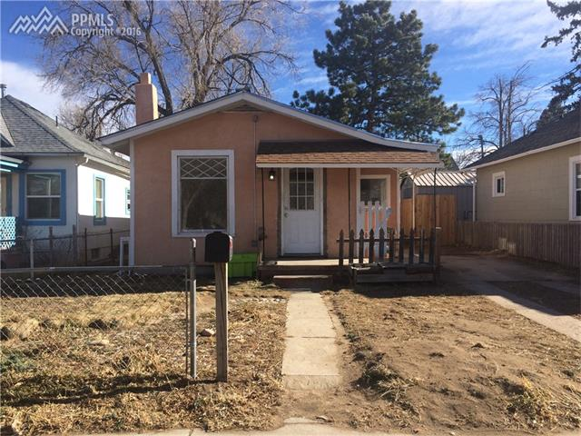 527 S Hancock Avenue Colorado Springs, CO 80903
