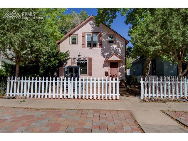 2324 W Kiowa Street Colorado Springs, CO 80904