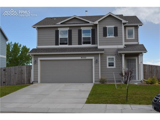 9555  Sand Myrtle Drive Colorado Springs, CO 80925