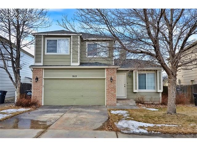 5115  Slickrock Drive Colorado Springs, CO 80923