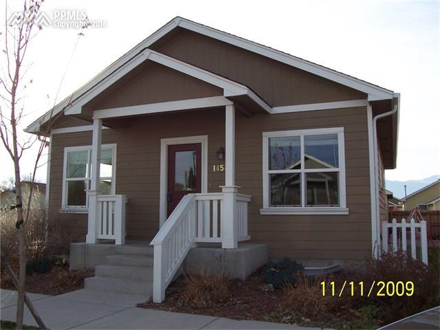 1454  Flycatcher Lane Colorado Springs, CO 80916