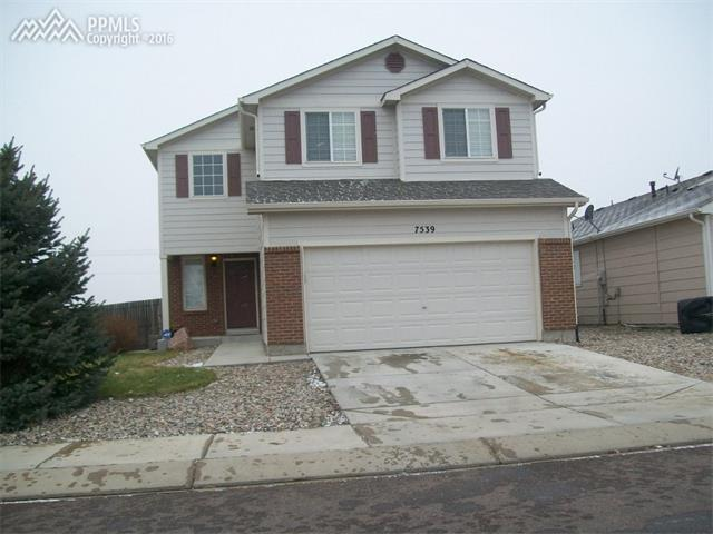 7539  Middle Bay Way Fountain, CO 80817