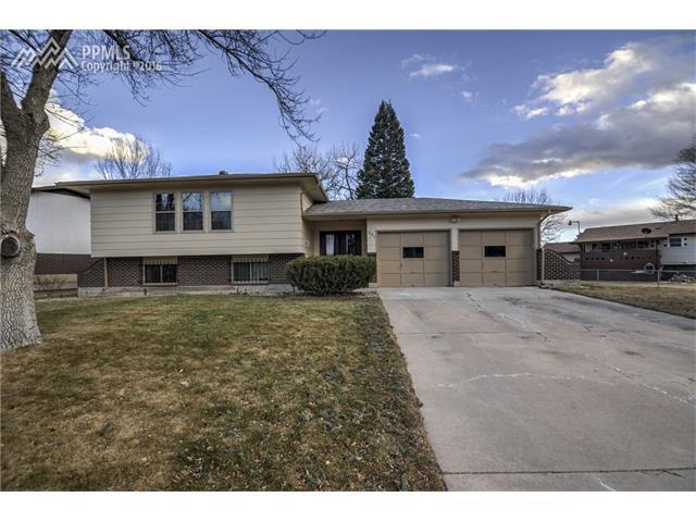 521  Bickley Street Colorado Springs, CO 80911