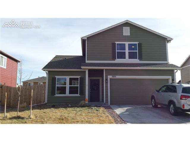 3651  Desert Willow Lane Colorado Springs, CO 80925