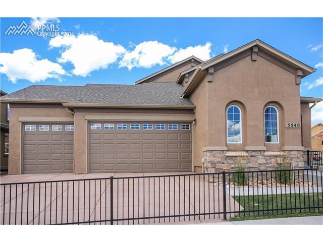 5540  Sky Meadow Drive Colorado Springs, CO 80924