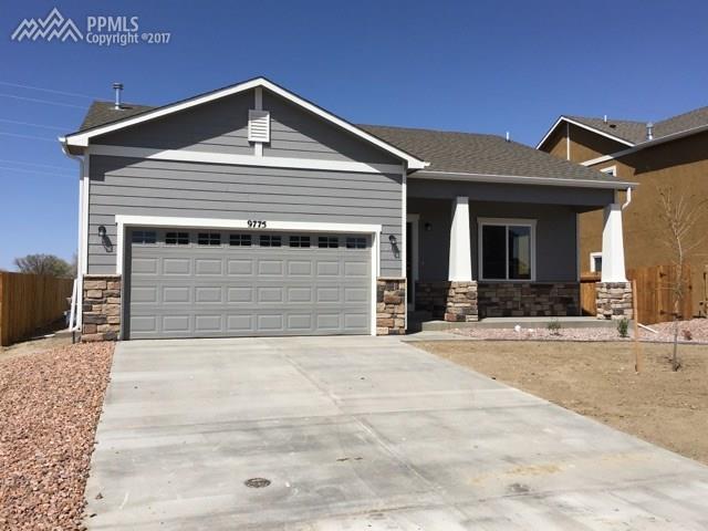 9775  Desert Lily Circle Colorado Springs, CO 80925