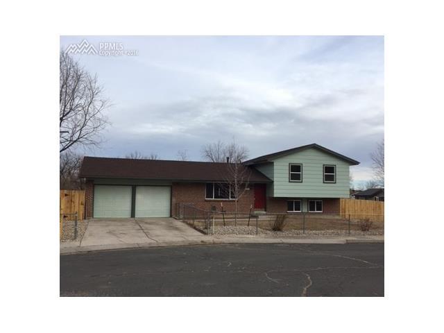 2314  San Marcos Drive Colorado Springs, CO 80910