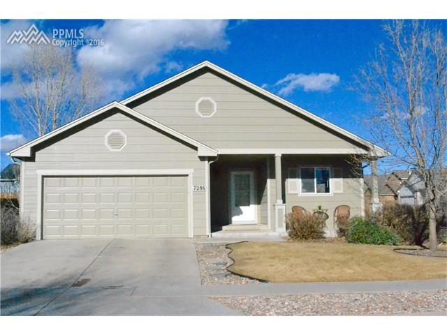 7286  Campstool Drive Colorado Springs, CO 80922