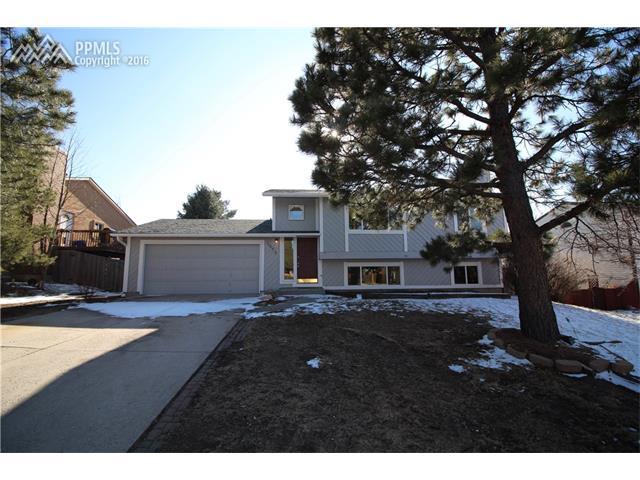 2643  Zephyr Drive Colorado Springs, CO 80920