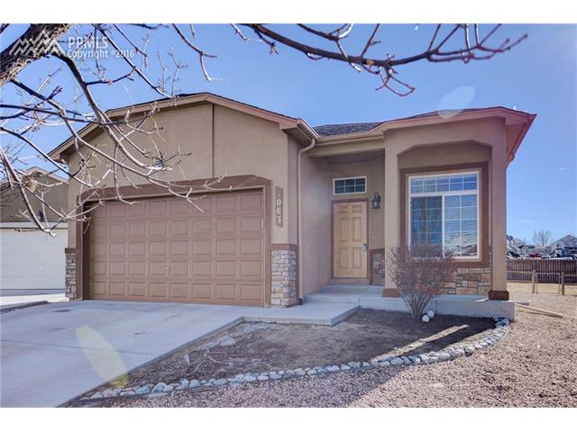 7063  Davey Crocket Court Colorado Springs, CO 80922