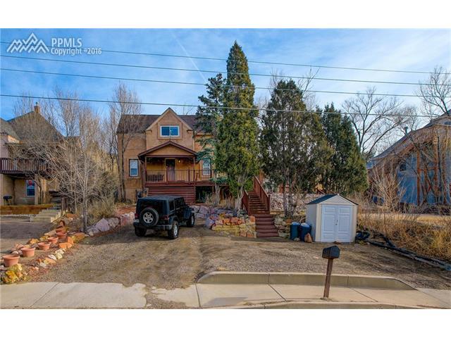 822 W Kiowa Street Colorado Springs, CO 80905