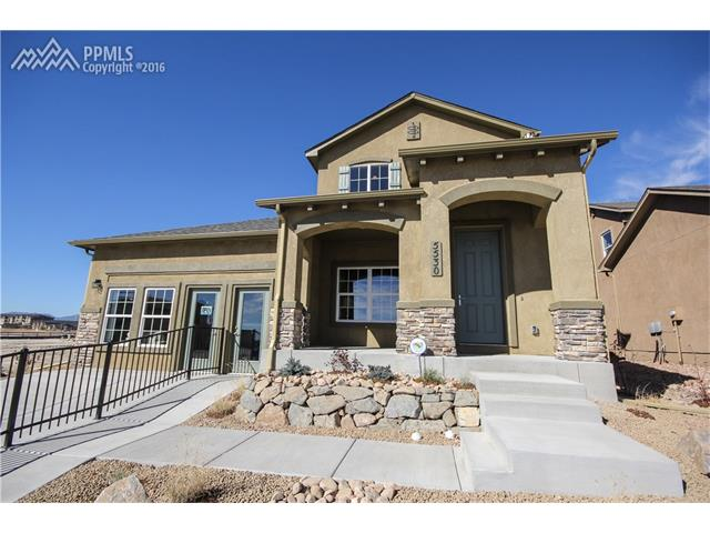 5530  Sky Meadow Drive Colorado Springs, CO 80924