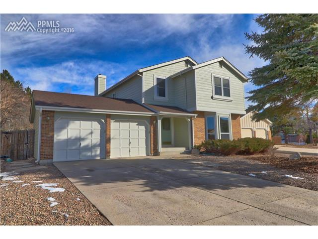 colorado springs real estate and homes for sale in briargate