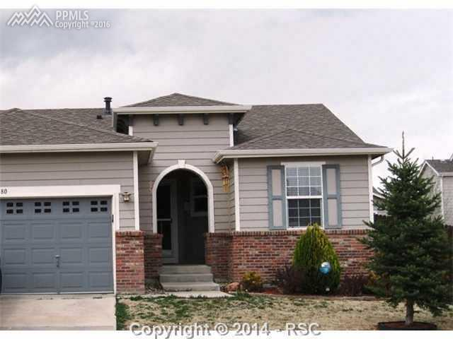 1180  Lords Hill Drive Fountain, CO 80817