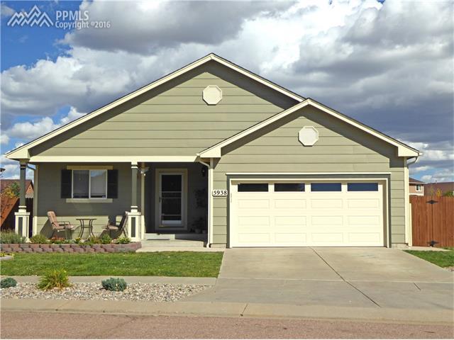 5938  Brennan Avenue Colorado Springs, CO 80923