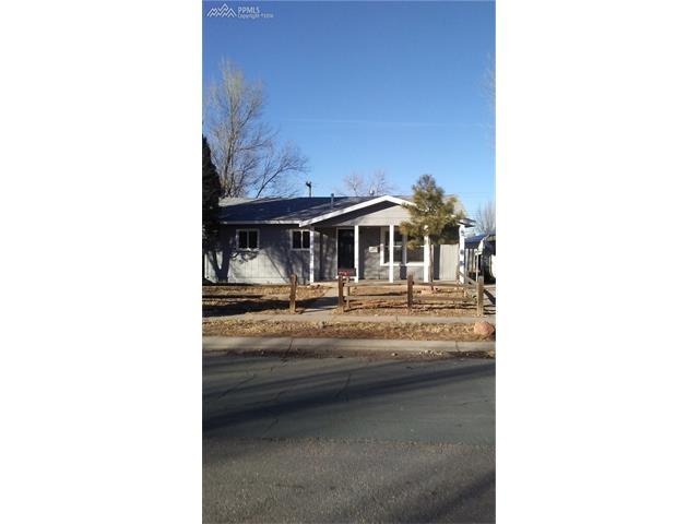 1222  Harrison Road Colorado Springs, CO 80905