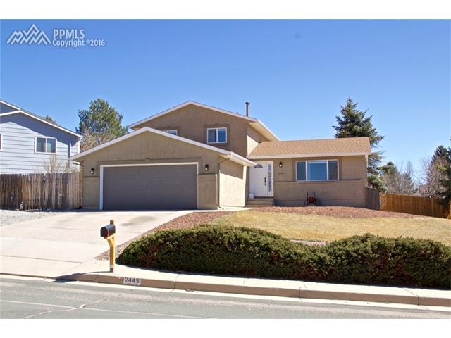 2445  Norwich Drive Colorado Springs, CO 80920