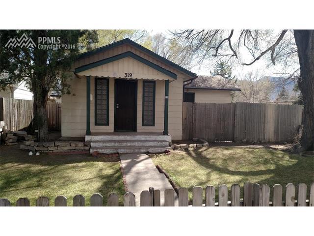 319  Park Lane Colorado Springs, CO 80905
