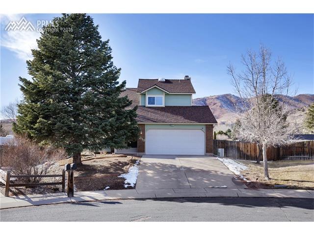 5010  Granby Circle Colorado Springs, CO 80919