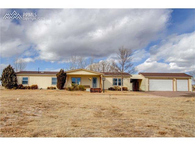 13505  Cottontail Drive Peyton, CO 80831