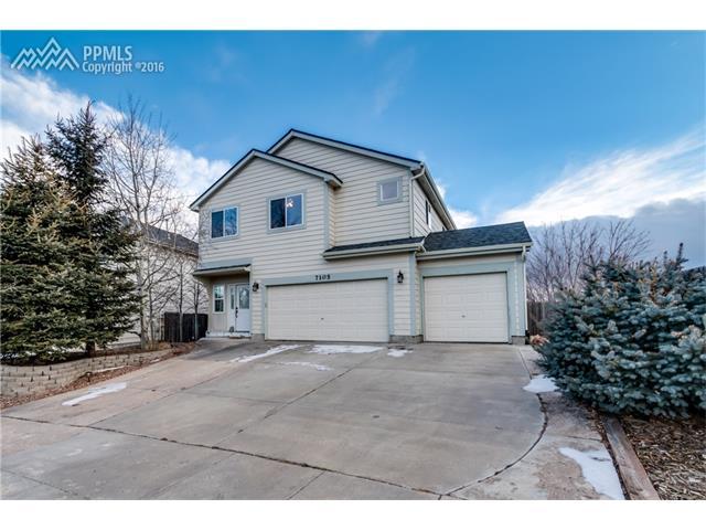 7105  Arrowroot Avenue Colorado Springs, CO 80922