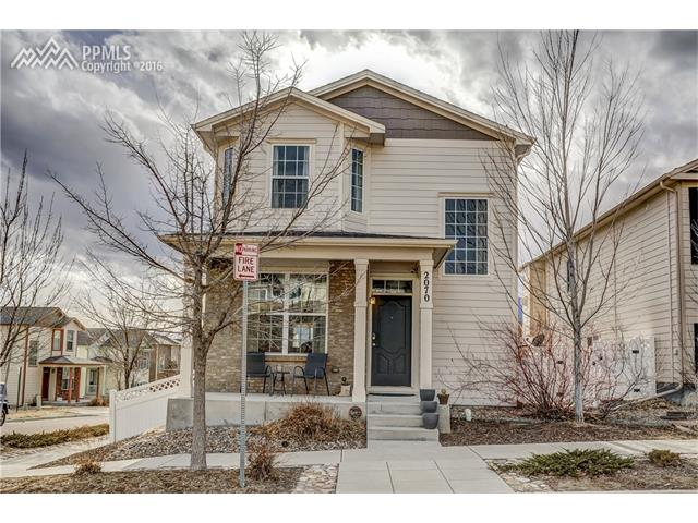 2070  St James Drive Colorado Springs, CO 80910