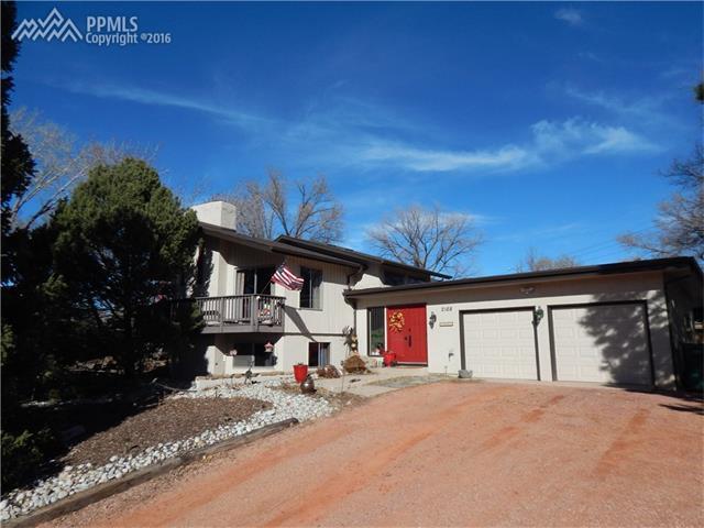 2168  Wildwood Drive Colorado Springs, CO 80918