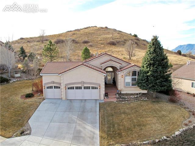 3345  Muirfield Drive Colorado Springs, CO 80907