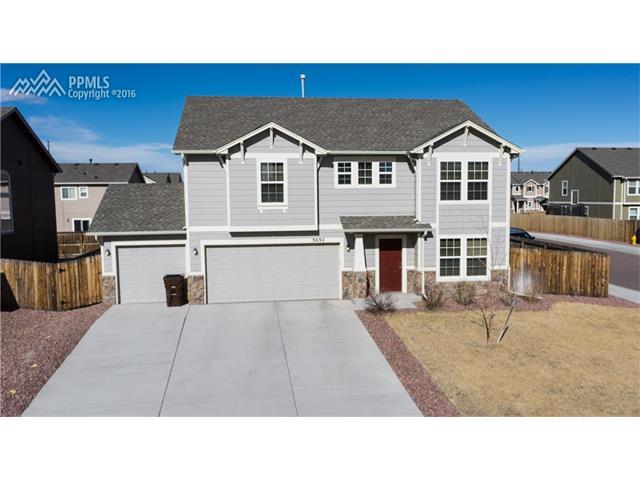 3692  Chia Drive Colorado Springs, CO 80925