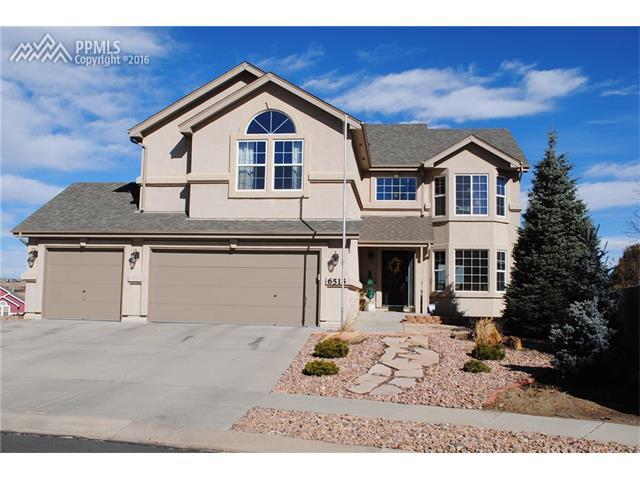 6515  Medicine Springs Drive Colorado Springs, CO 80923