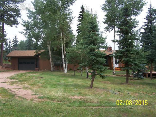 944  Old Wagon Road Woodland Park, CO 80863