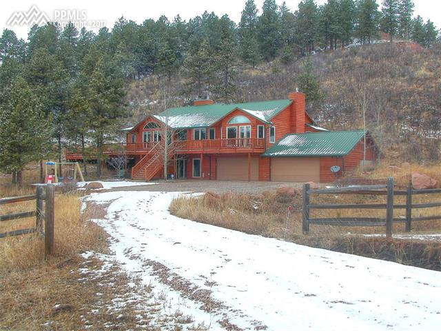 610  Sun Valley Drive Woodland Park, CO 80863