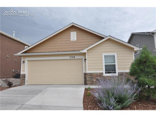 3788  Swainson Drive Colorado Springs, CO 80922