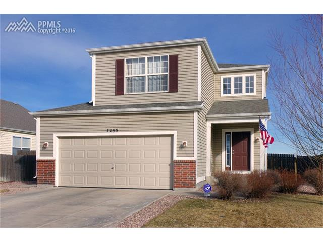 1235  Lords Hill Drive Fountain, CO 80817