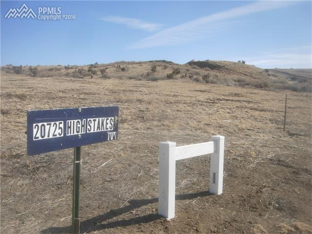 20725  High Stakes View Fountain, CO 80817