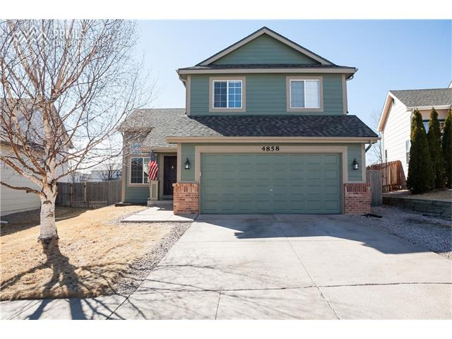 4858  Ardley Drive Colorado Springs, CO 80922