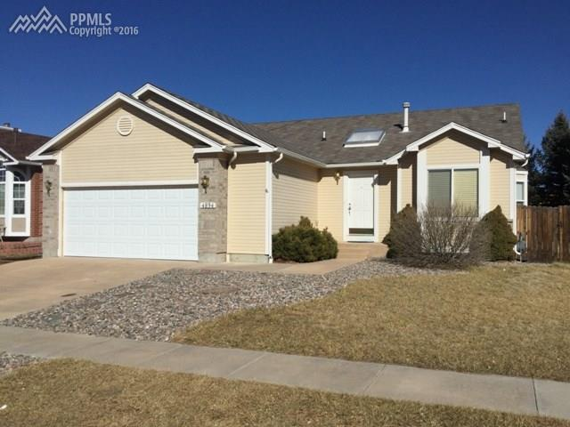 4894  Hawk Meadow Drive Colorado Springs, CO 80916