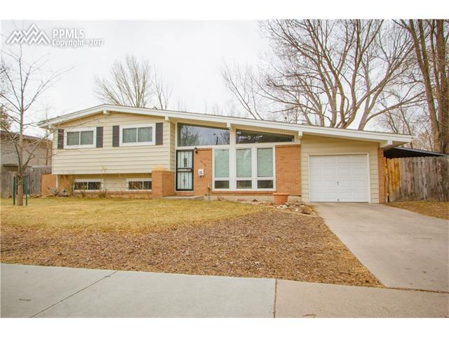 2618 N Arcadia Street Colorado Springs, CO 80907