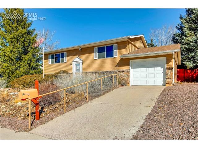 4114  Fitzpatrick Drive Colorado Springs, CO 80909