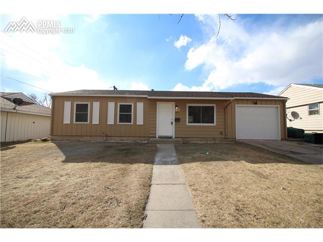 22 S Brentwood Drive Colorado Springs, CO 80910