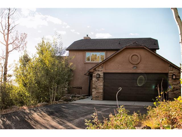 2075  Deer Mountain Road Manitou Springs, CO 80829