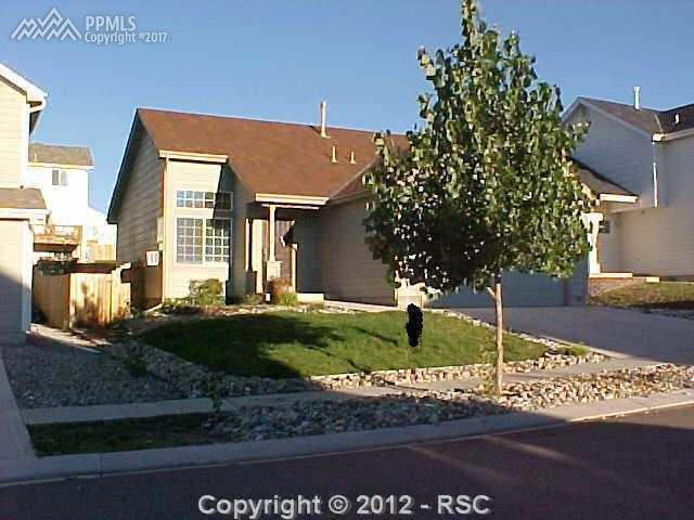 4780  Saddle Ridge Drive Colorado Springs, CO 80922