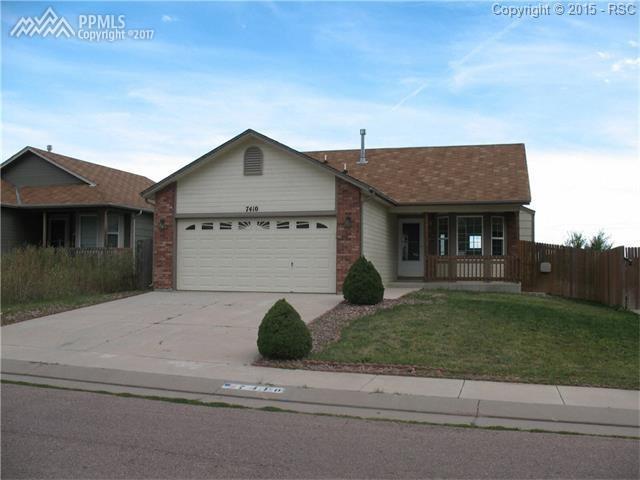 7410  Coral Ridge Drive Colorado Springs, CO 80925