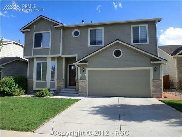 4615  Crow Creek Drive Colorado Springs, CO 80922