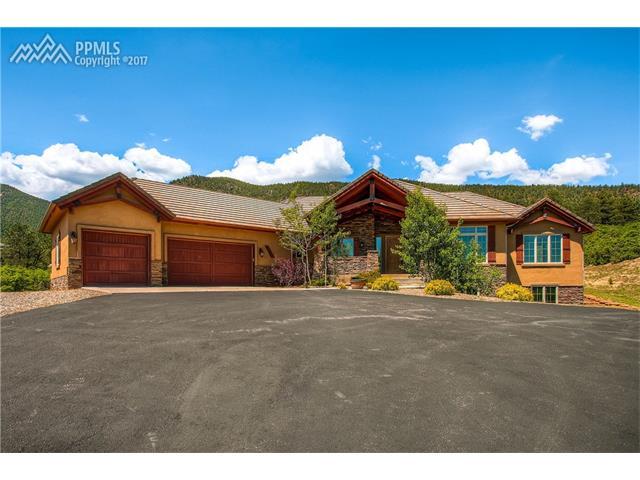 4571  Red Rock Ranch Drive Palmer Lake, CO 80133