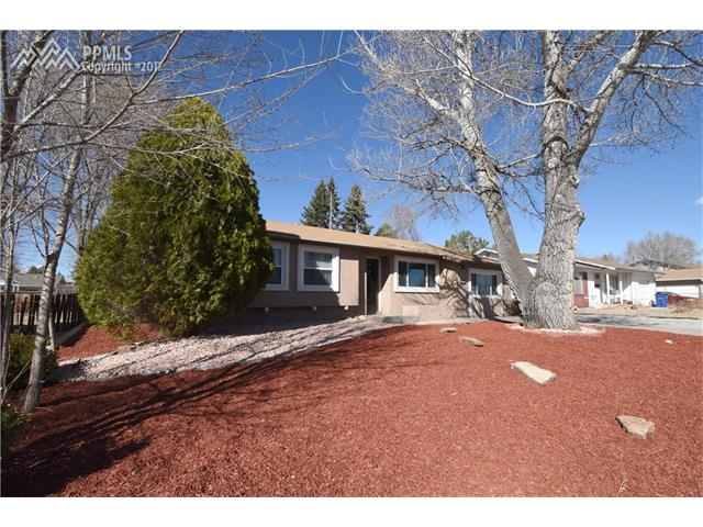3006  Greenwood Circle Colorado Springs, CO 80910