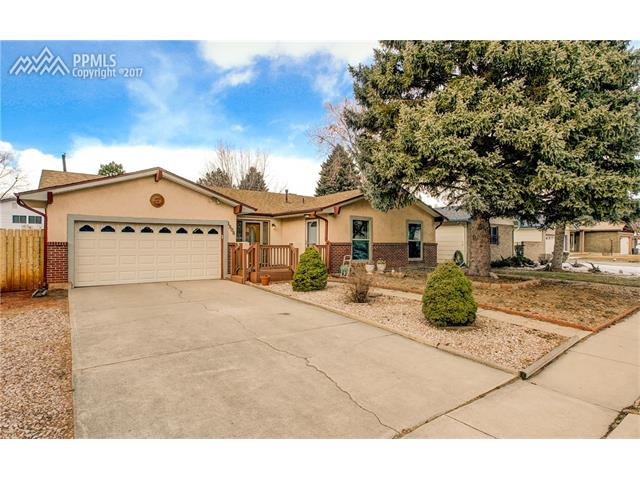 1206  Auburn Drive Colorado Springs, CO 80909