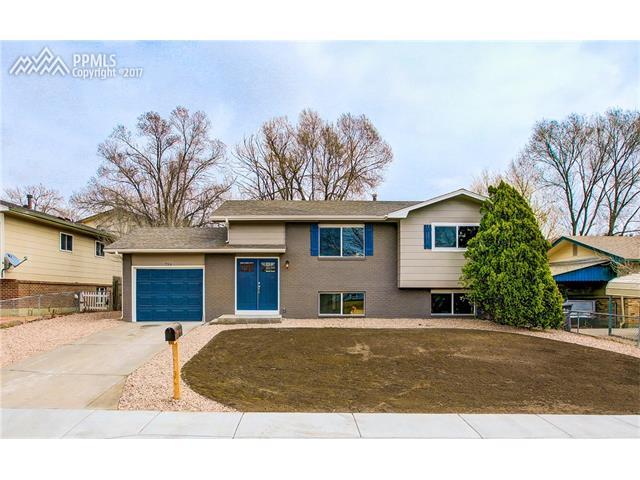 736  Squire Street Colorado Springs, CO 80911